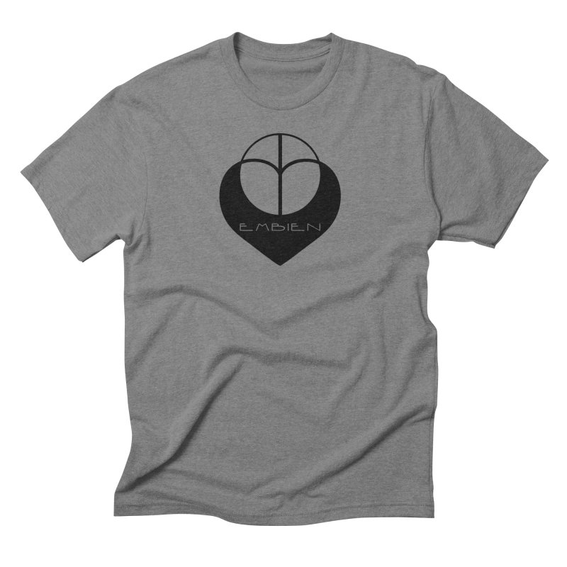 """Embien Insignia""  Men's Triblend T-Shirt by The Embien Empire"