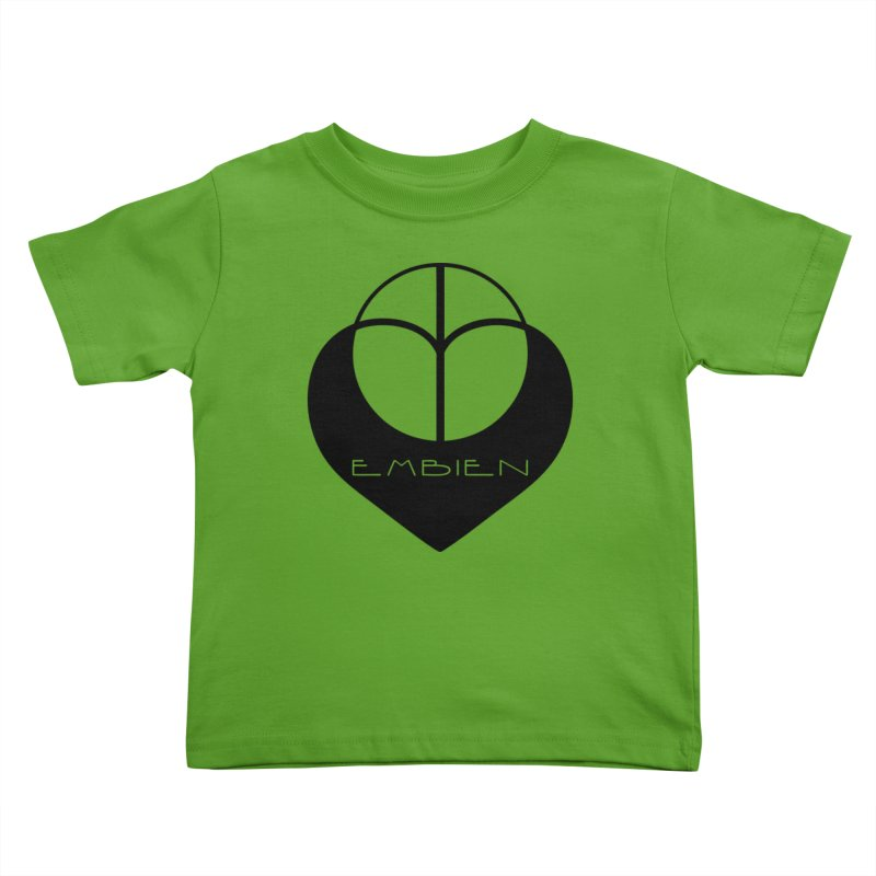 """Embien Insignia""  Kids Toddler T-Shirt by The Embien Empire"
