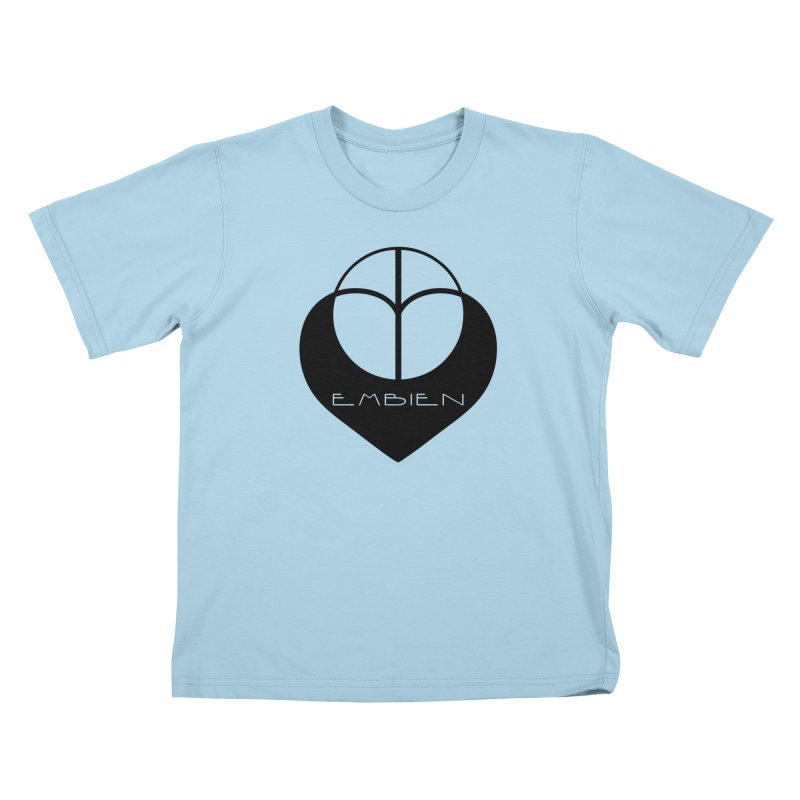 """""""Embien Insignia""""  Kids T-Shirt by The Embien Empire"""
