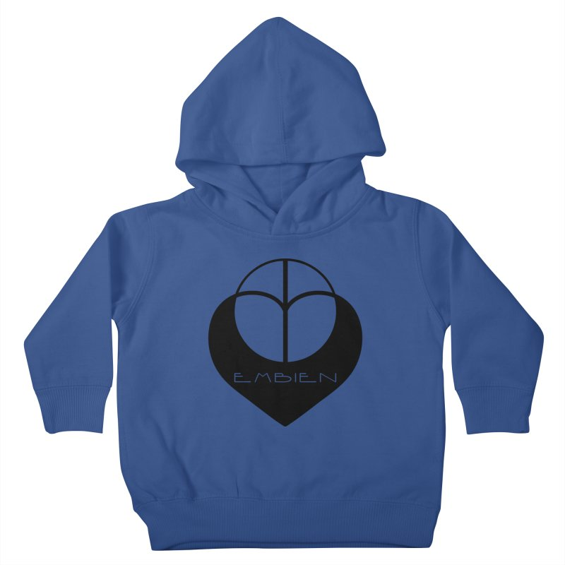 """""""Embien Insignia""""  Kids Toddler Pullover Hoody by The Embien Empire"""