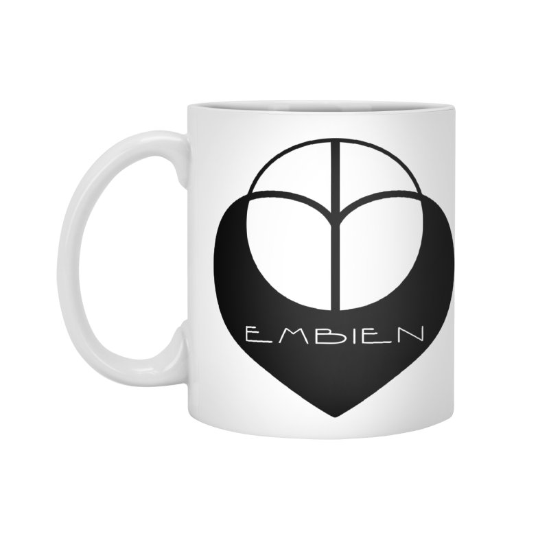"""Embien Insignia""  Accessories Standard Mug by The Embien Empire"