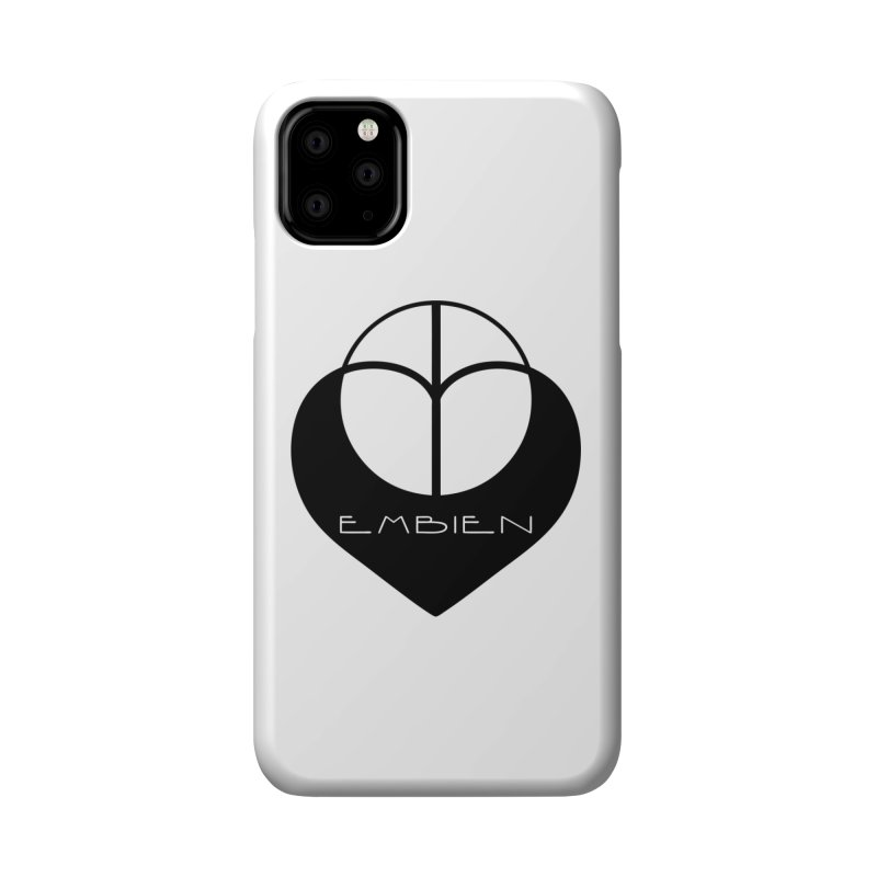"""Embien Insignia""  Accessories Phone Case by The Embien Empire"