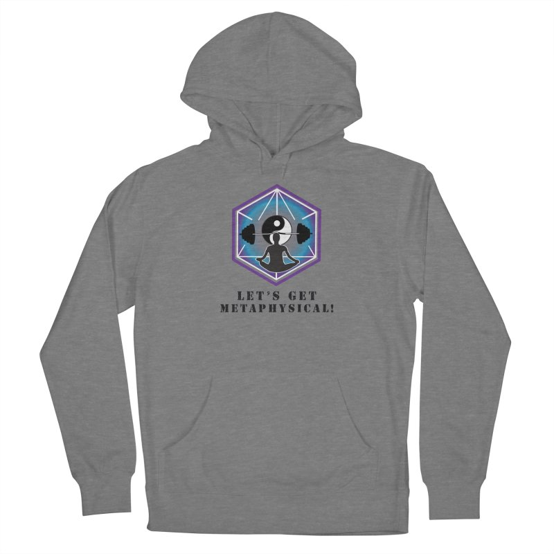 """Let's Get Metaphysical"" Women's Pullover Hoody by The Embien Empire"