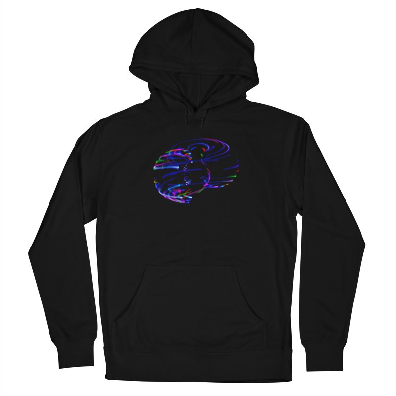 Auracle Men's French Terry Pullover Hoody by The Embien Empire