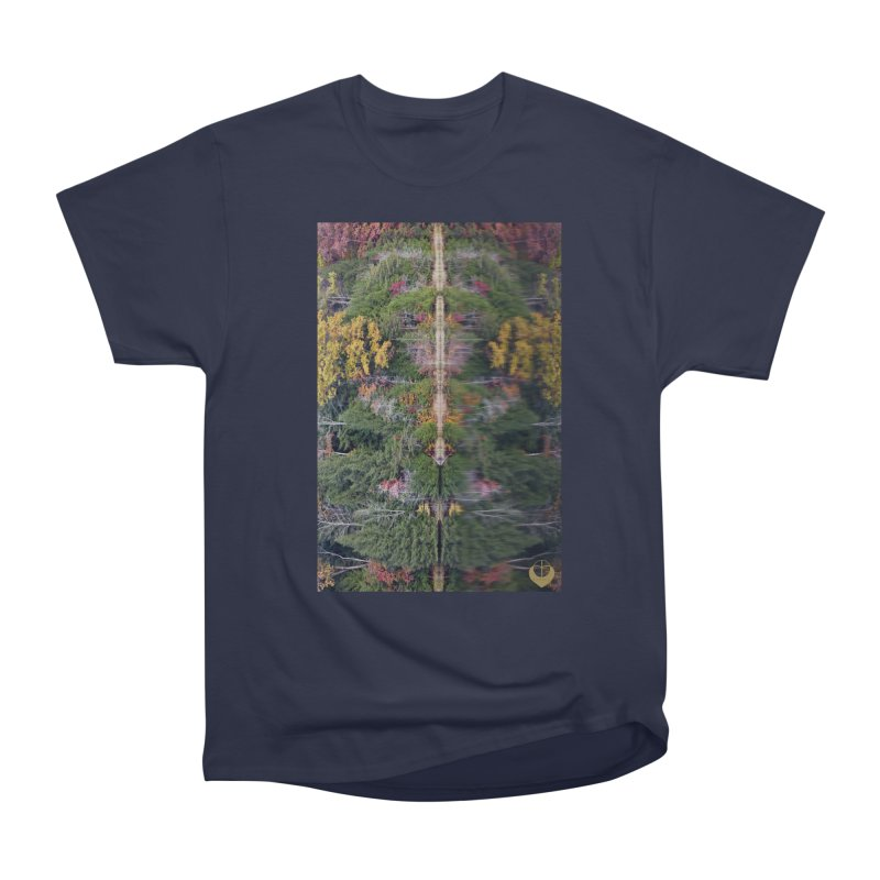 Reflect Men's Heavyweight T-Shirt by The Embien Empire