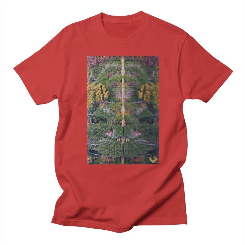 Reflect Men's Regular T-Shirt by The Embien Empire