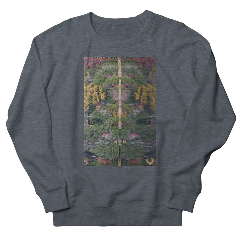 Reflect Men's French Terry Sweatshirt by The Embien Empire