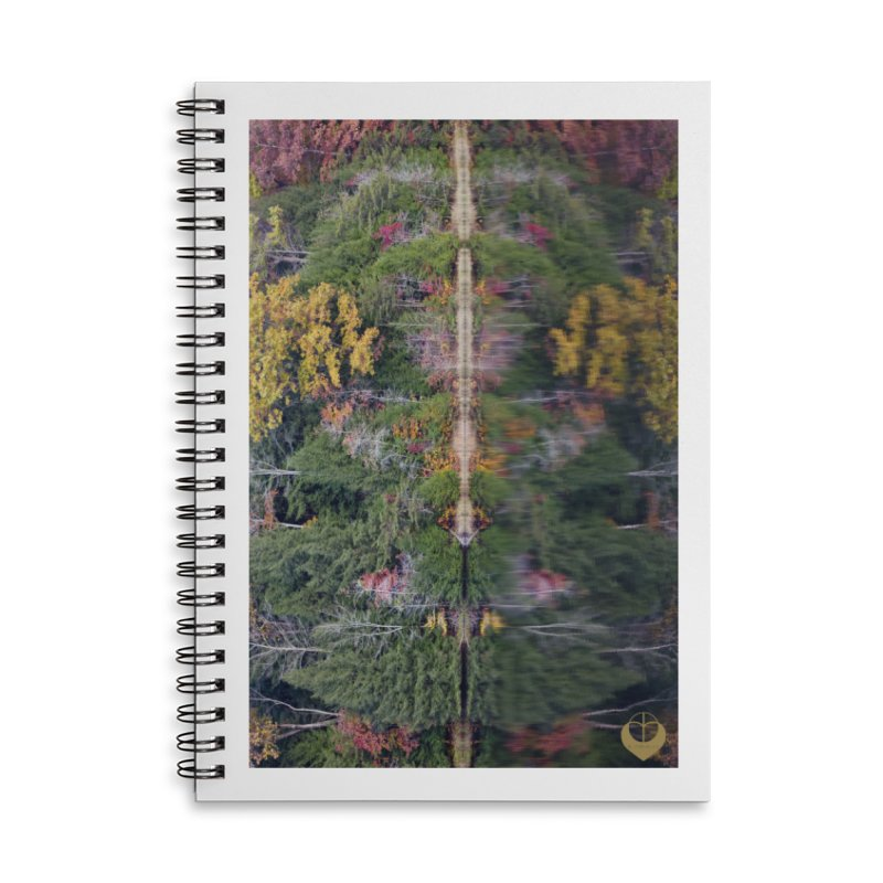 Reflect Accessories Lined Spiral Notebook by The Embien Empire