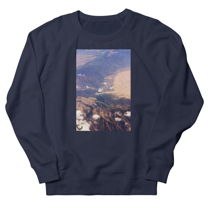 Perspective Men's French Terry Sweatshirt by The Embien Empire