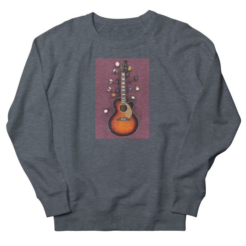 Stay a while Men's French Terry Sweatshirt by The Embien Empire