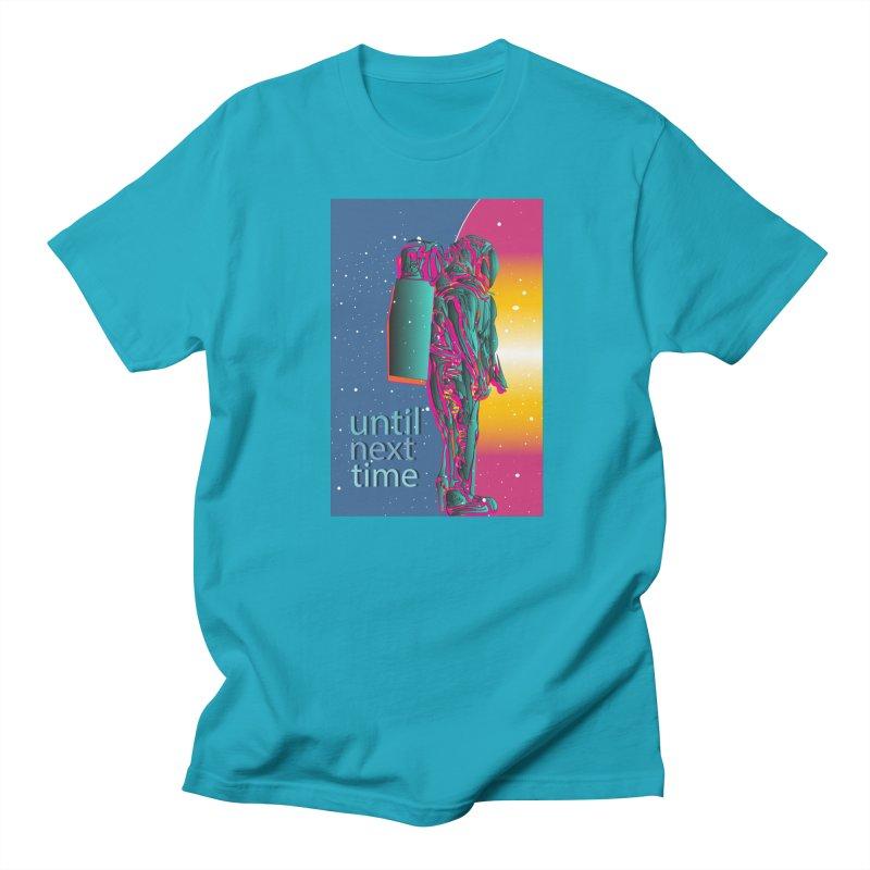 Until next time Men's Regular T-Shirt by The Embien Empire