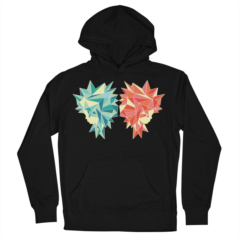 We´re like crystal Men's French Terry Pullover Hoody by Tonee.no Artist Shop