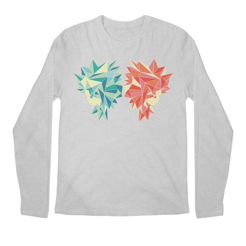 We´re like crystal Men's Regular Longsleeve T-Shirt by Tonee.no Artist Shop