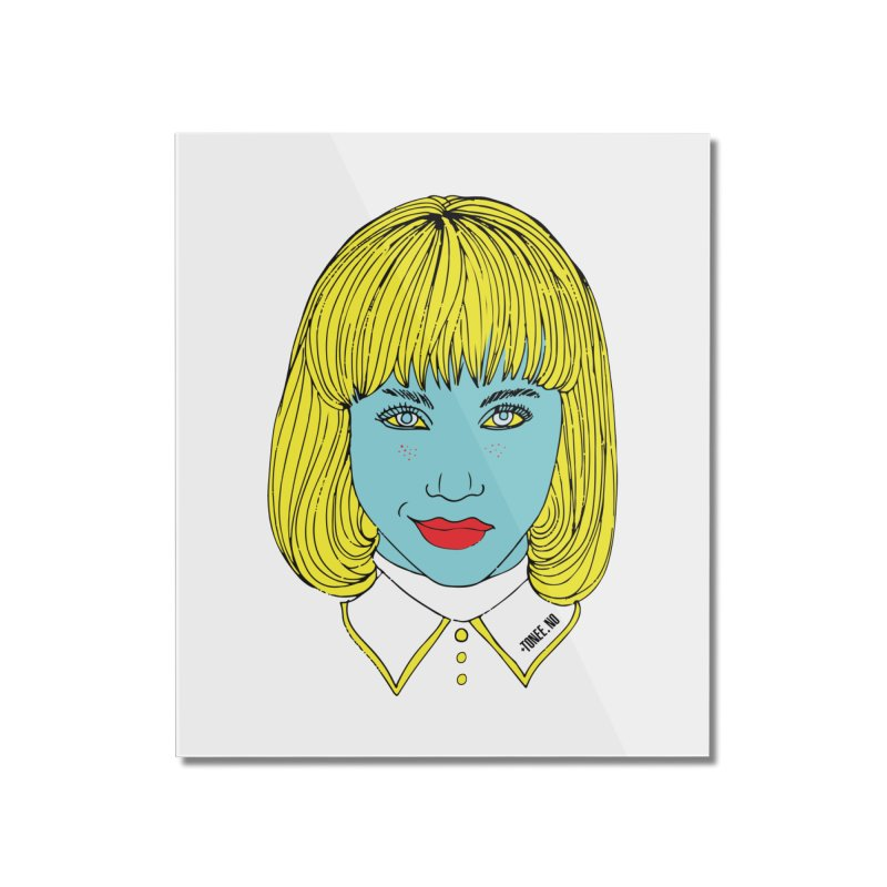 Darling Home Mounted Acrylic Print by Tonee.no Artist Shop