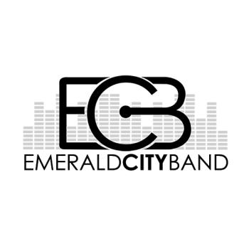 Emerald City Band's Artist Shop Logo