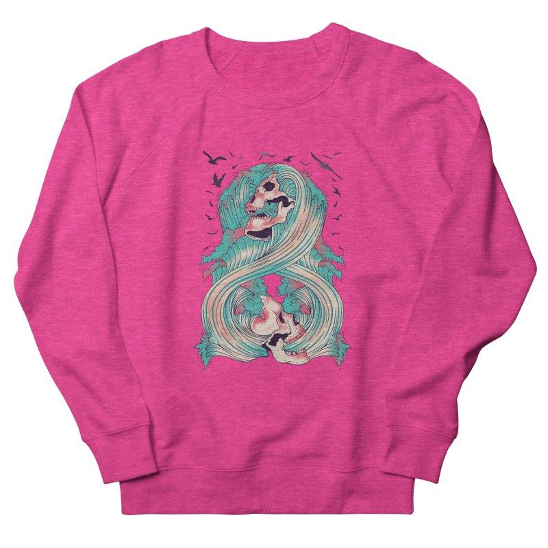 Spirit of the Waves Men's Sweatshirt by Emerson Rauth