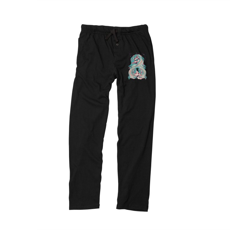 Spirit of the Waves Men's Lounge Pants by Emerson Rauth