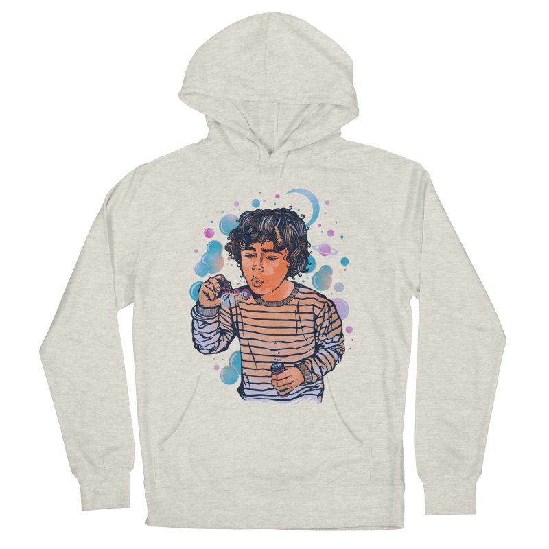"""soap bubble"" Men's Pullover Hoody by Emerson Rauth"