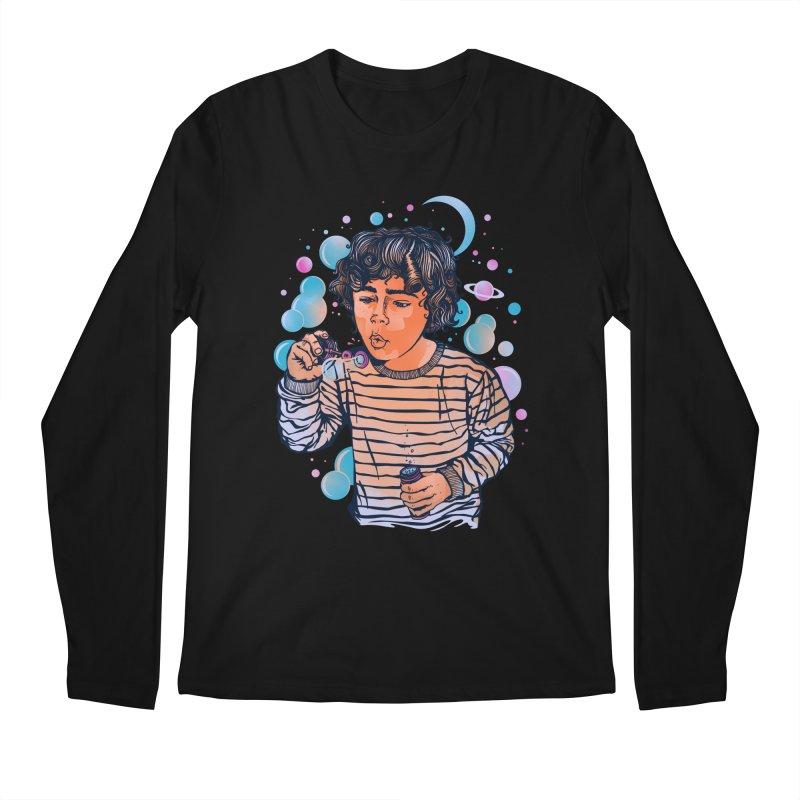 """soap bubble"" Men's Longsleeve T-Shirt by Emerson Rauth"