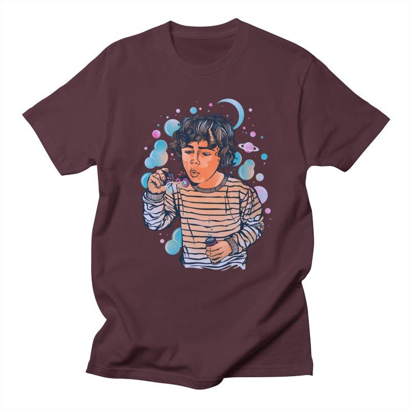 """soap bubble"" Men's T-shirt by Emerson Rauth"