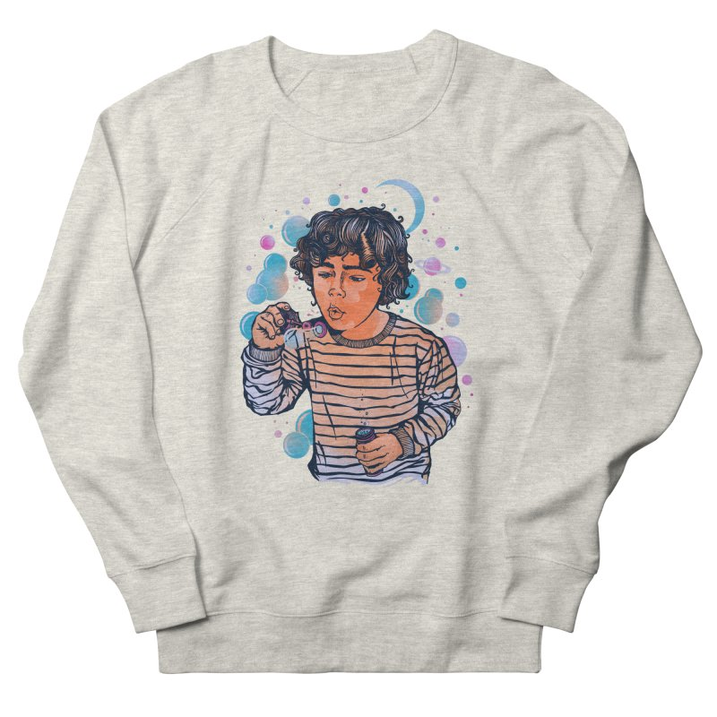 """soap bubble"" Women's Sweatshirt by Emerson Rauth"