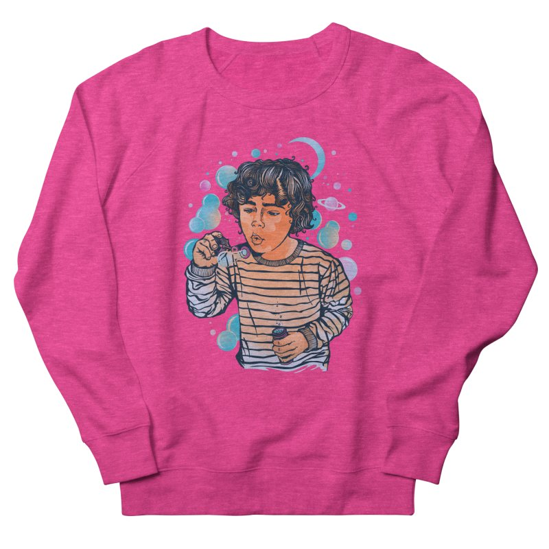 """soap bubble"" Men's Sweatshirt by Emerson Rauth"