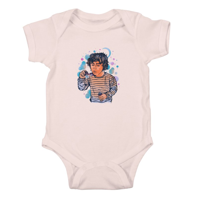 """""""soap bubble"""" Kids Baby Bodysuit by Emerson Rauth"""