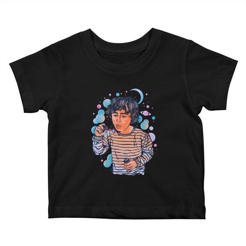 """""""soap bubble"""" Kids Baby T-Shirt by Emerson Rauth"""