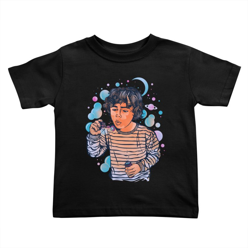 """""""soap bubble"""" Kids Toddler T-Shirt by Emerson Rauth"""