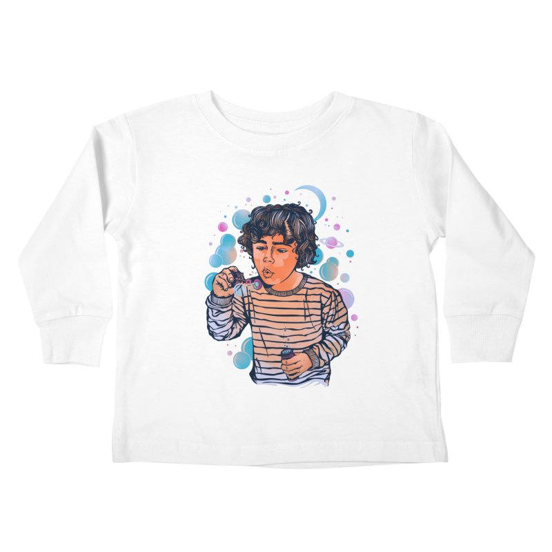 """""""soap bubble"""" Kids Toddler Longsleeve T-Shirt by Emerson Rauth"""