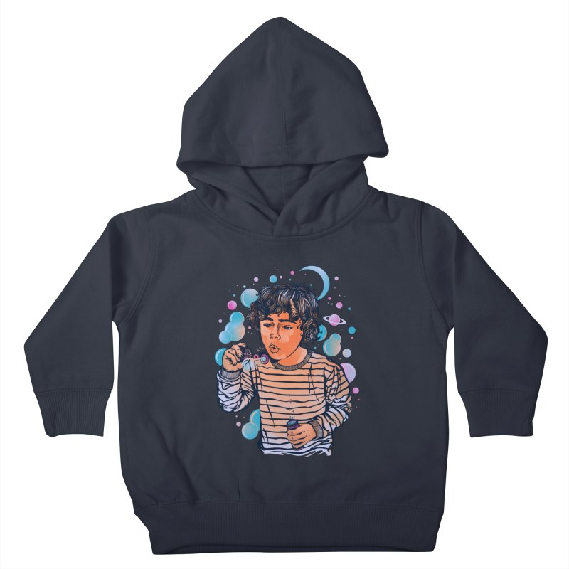 """soap bubble"" Kids Toddler Pullover Hoody by Emerson Rauth"