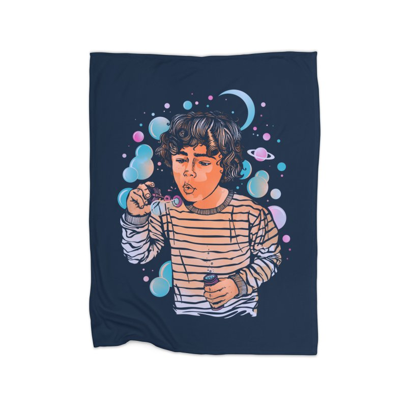 """""""soap bubble"""" Home Blanket by Emerson Rauth"""
