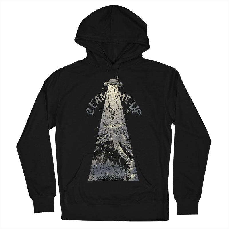"""Beam me up"" Women's Pullover Hoody by Emerson Rauth"