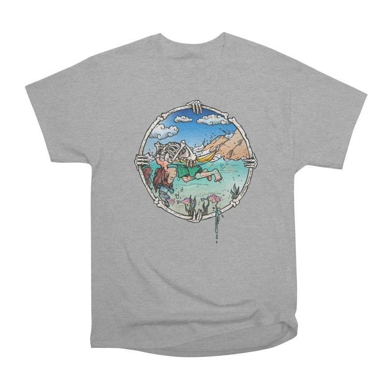 Vida no Mar Women's Classic Unisex T-Shirt by Emerson Rauth