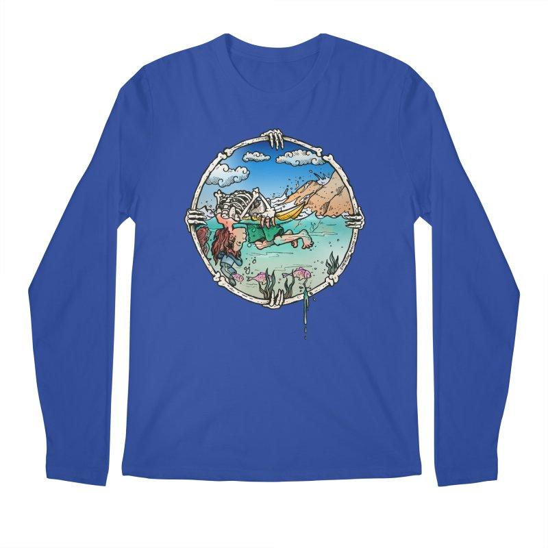 Vida no Mar Men's Longsleeve T-Shirt by Emerson Rauth