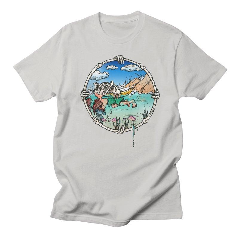 Vida no Mar Men's T-Shirt by Emerson Rauth