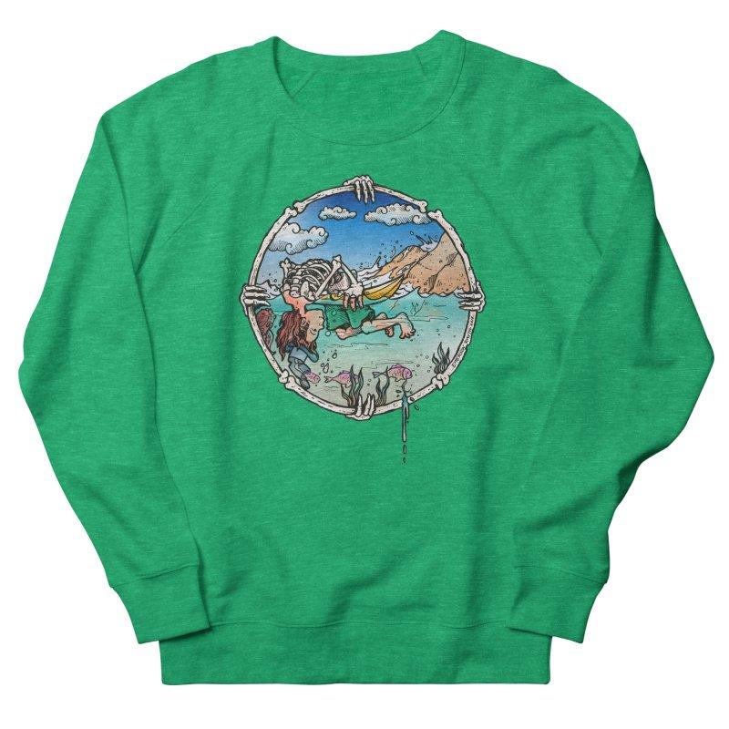 Vida no Mar Women's Sweatshirt by Emerson Rauth