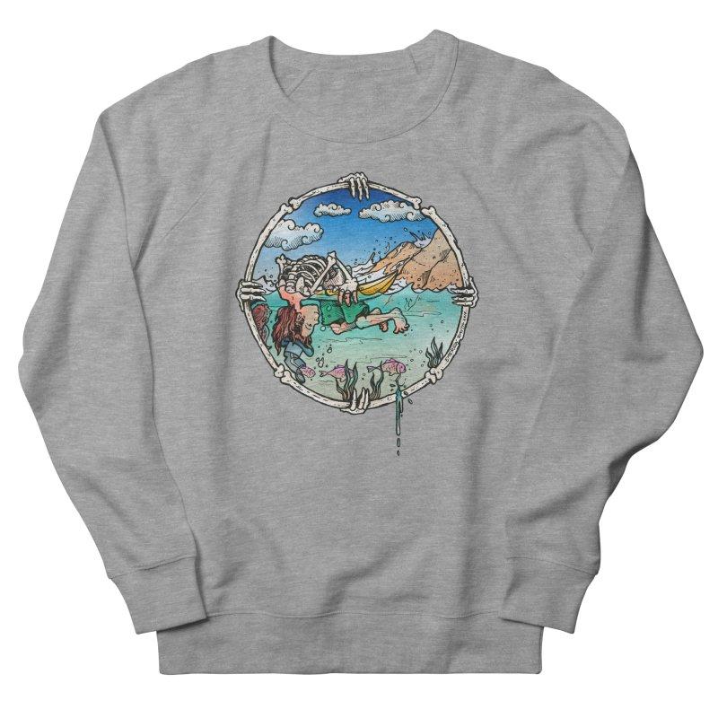 Vida no Mar Men's Sweatshirt by Emerson Rauth