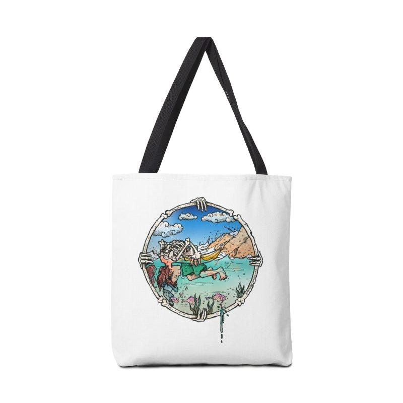 Vida no Mar Accessories Bag by Emerson Rauth