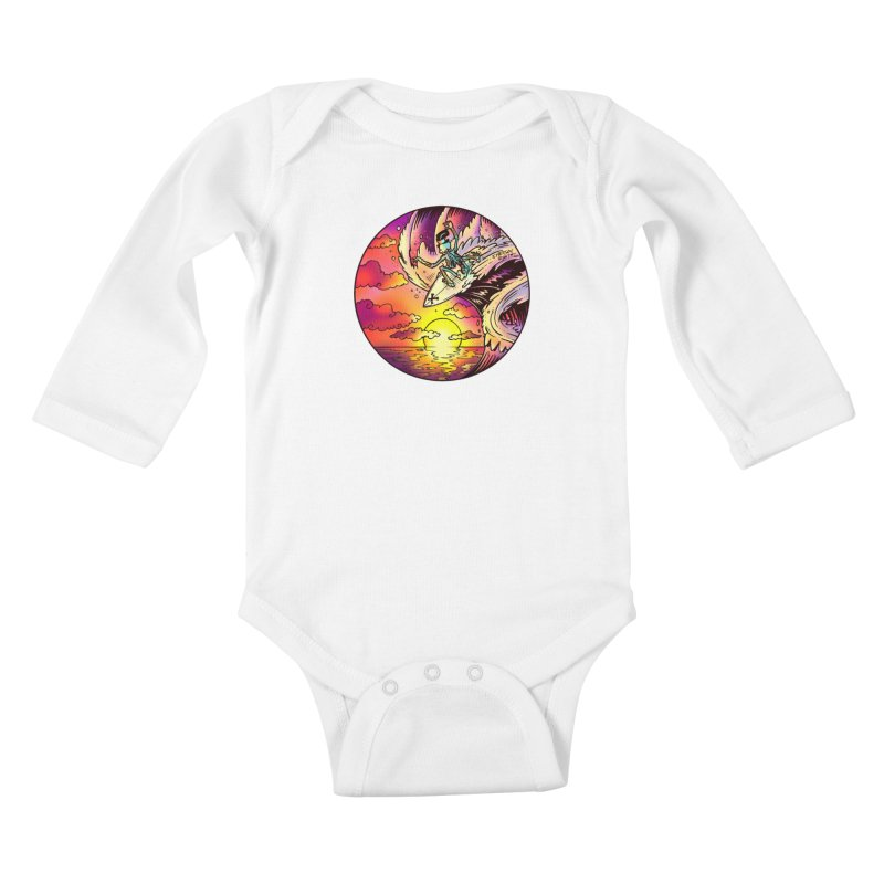 balance - 2017 N6 Kids Baby Longsleeve Bodysuit by Emerson Rauth