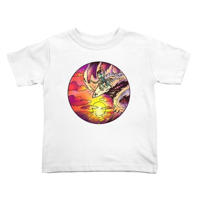 balance - 2017 N6 Kids Toddler T-Shirt by Emerson Rauth