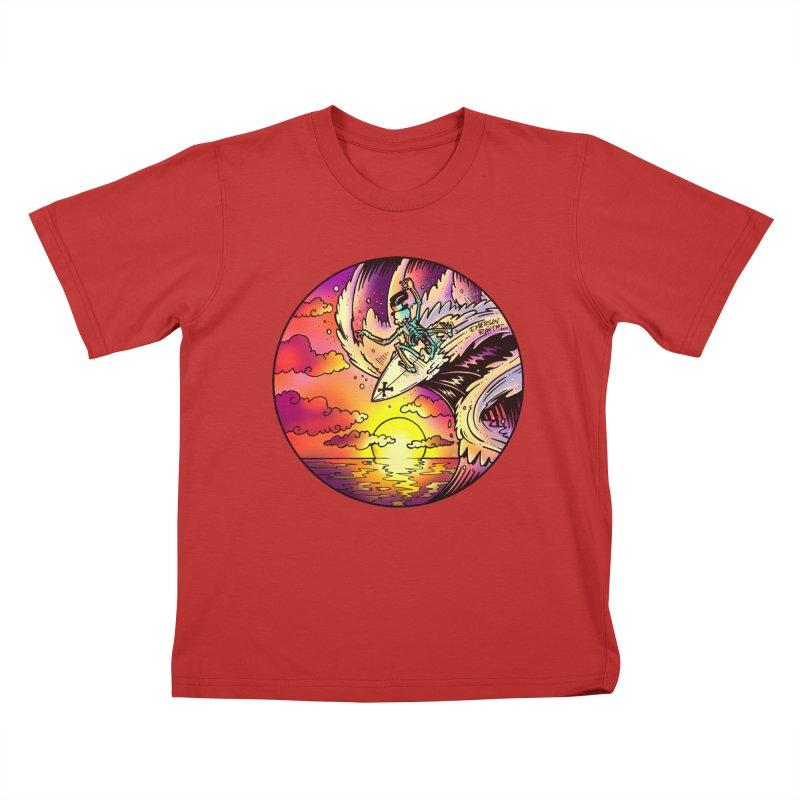 balance - 2017 N6 Kids T-Shirt by Emerson Rauth