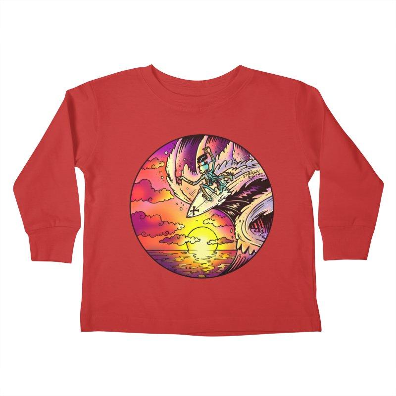 balance - 2017 N6 Kids Toddler Longsleeve T-Shirt by Emerson Rauth