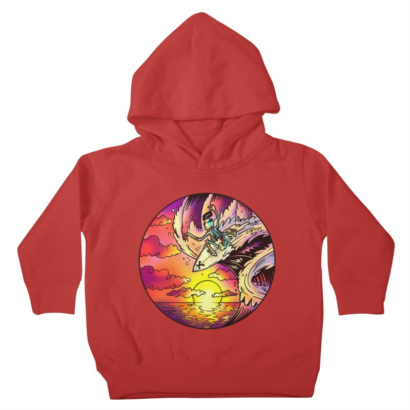 balance - 2017 N6 Kids Toddler Pullover Hoody by Emerson Rauth
