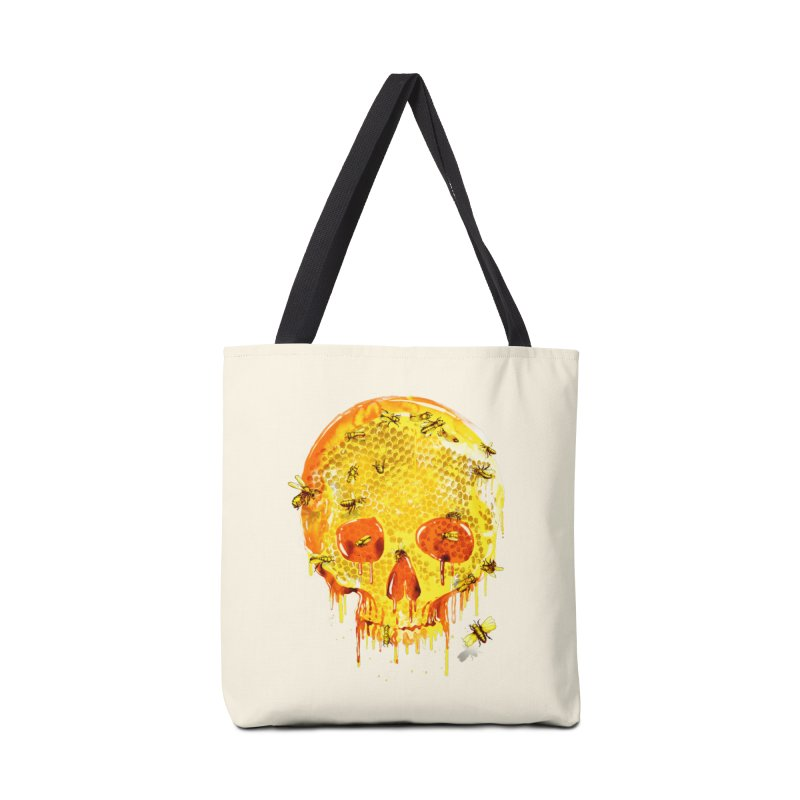 HONEY SKULL Accessories Bag by Emerson Rauth