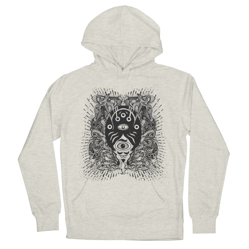 Ink Men's Pullover Hoody by Emerson Rauth