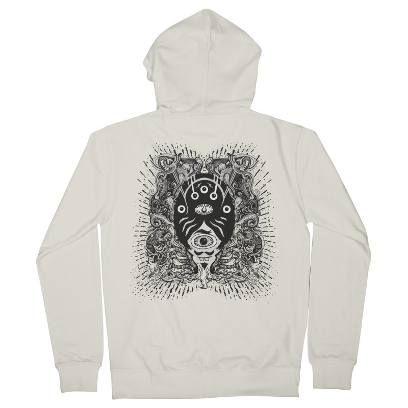 Ink Men's Zip-Up Hoody by Emerson Rauth