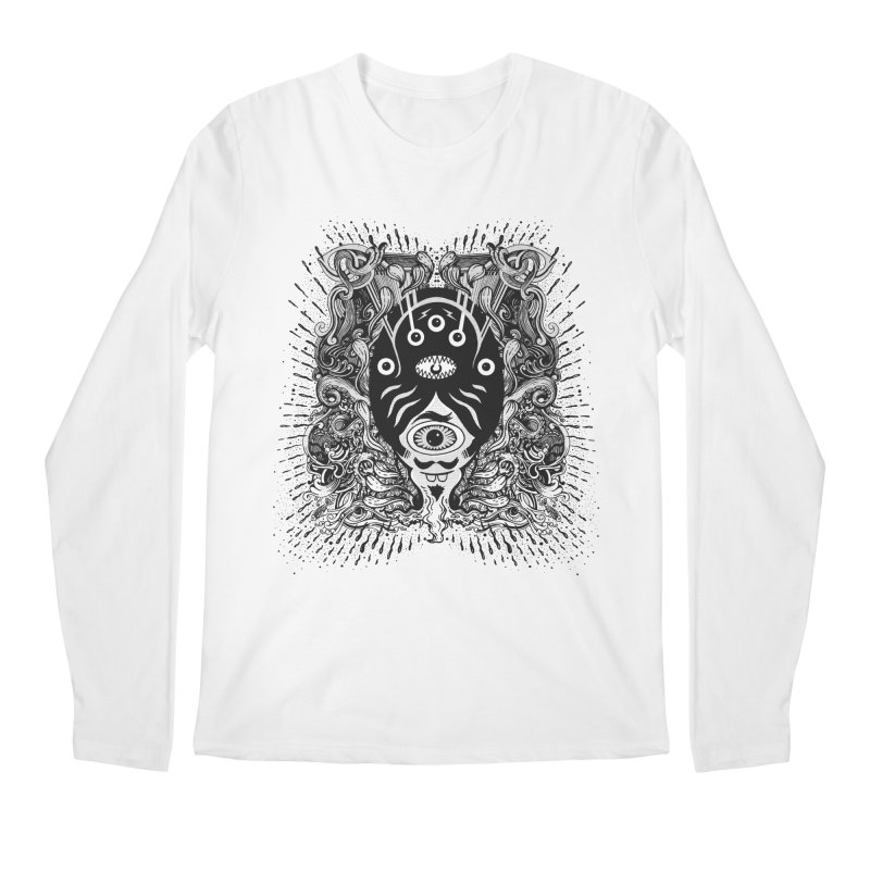 Ink Men's Longsleeve T-Shirt by Emerson Rauth
