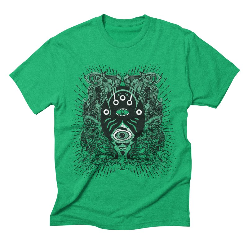 Ink Men's Triblend T-shirt by Emerson Rauth