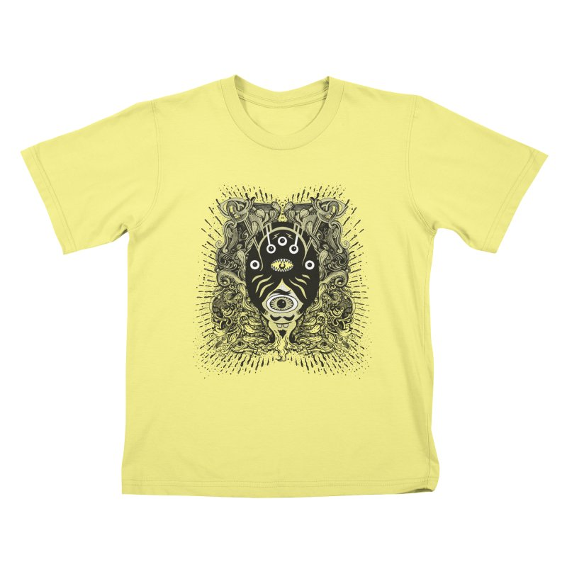 Ink Kids T-shirt by Emerson Rauth